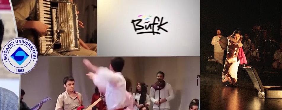 Öğrenci Kulüpleri Tanıtım Videosunda BÜFK